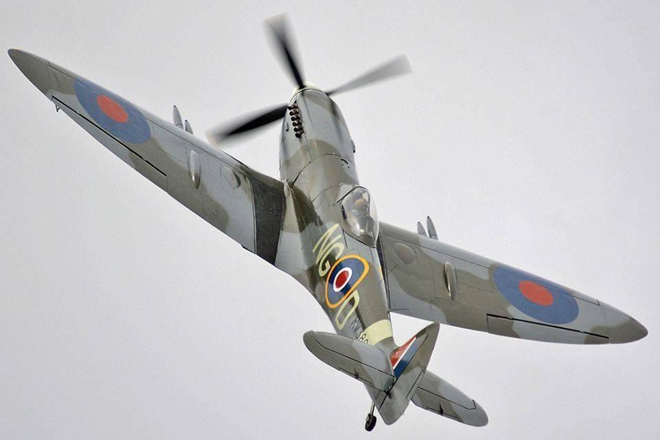 Spitfire f mk ixc