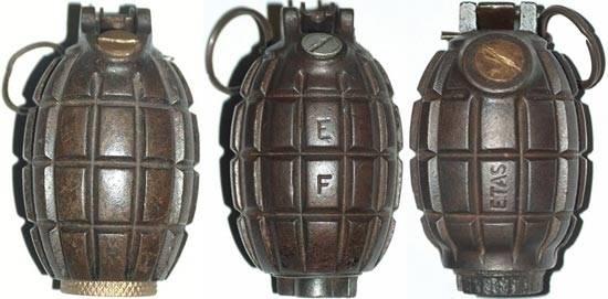 Размеры гранаты м24. история немецкой «колотушки
