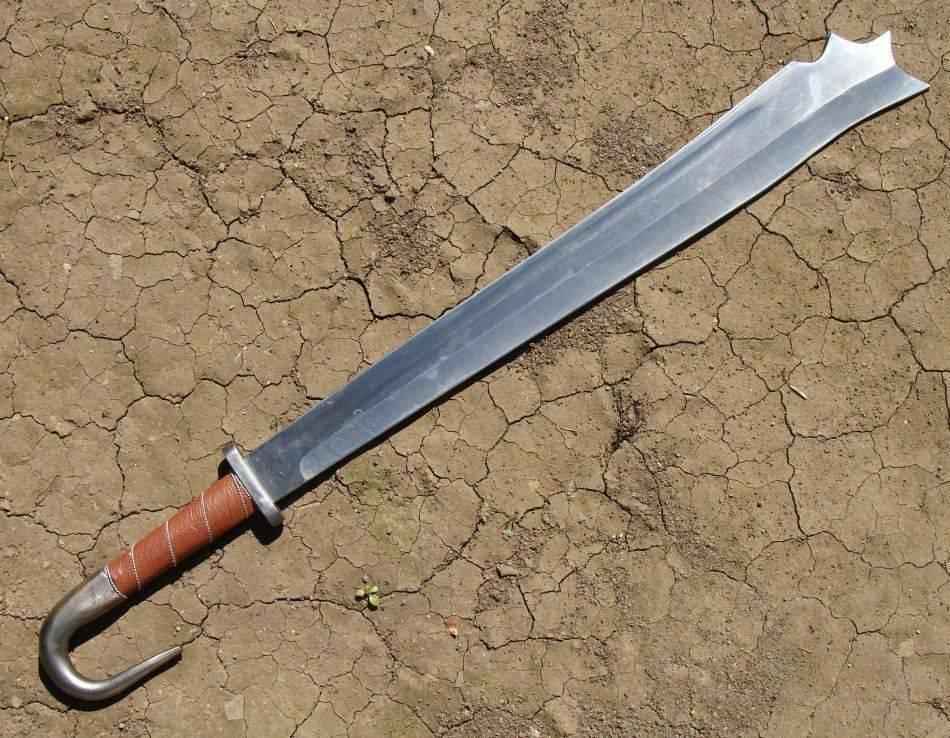 Японская катана - это меч или сабля?