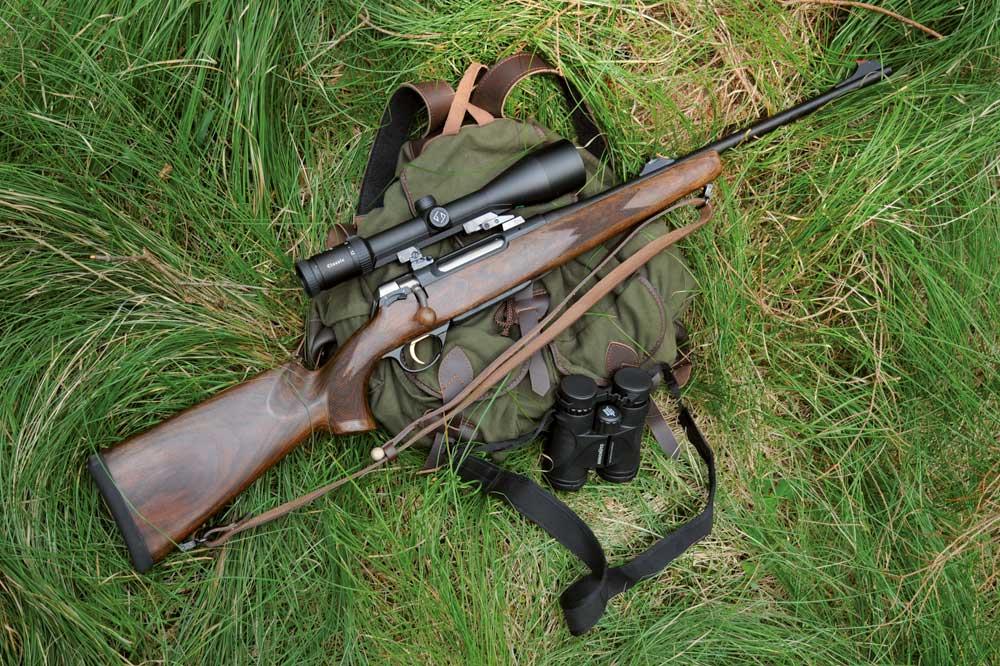 Главный калибр. малокалиберная винтовка winchester wildcat 22