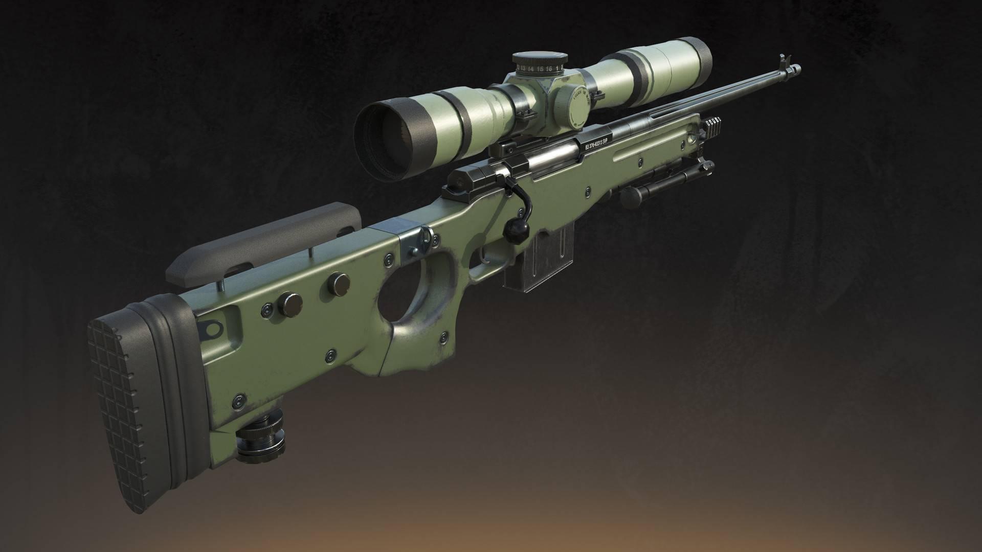 Гайд по винтовке l96 в игре rust