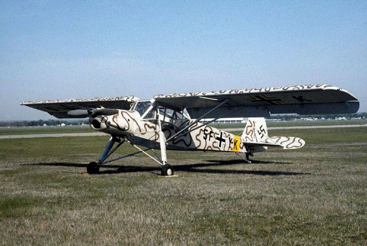 Физелер fi-156 «шторх» («аист»)