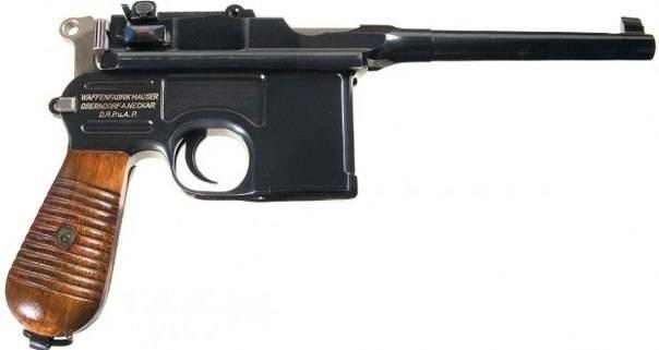 «маузер»: легендарный «пистолет комиссаров» | русская семерка
