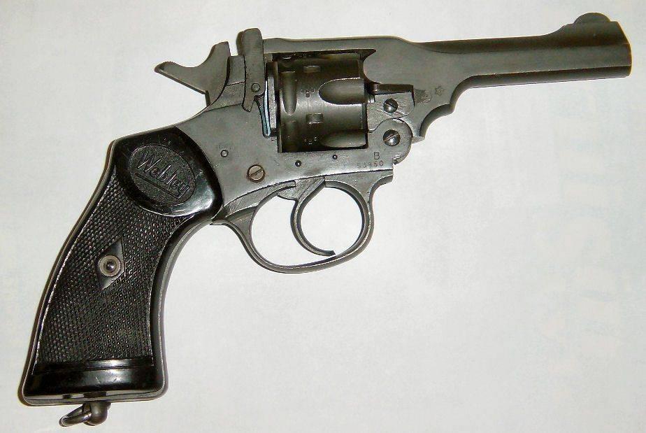 Револьвер веблей ттх. фото. видео. скорострельность. скорость пули. прицельная дальность