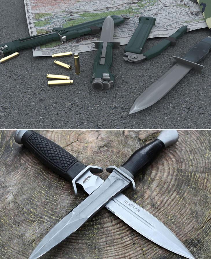 Ножи - всё о ножах: ножи спецназа