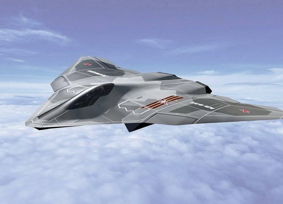 Новейший русский космический истребитель 6 поколения и другие технические новинки отечественного производства