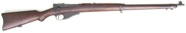 Русский «винчестер». винтовки browning-winchester m1895/1915