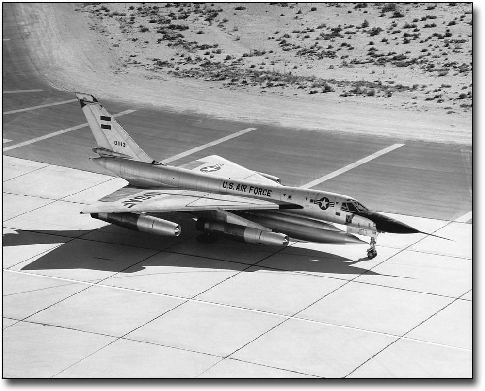 Convair b-58 hustler