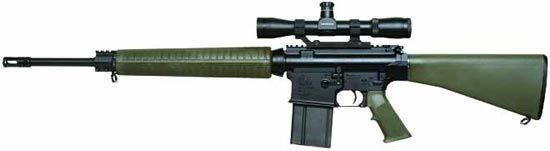 Штурмовая винтовка ar-18 «армалит»