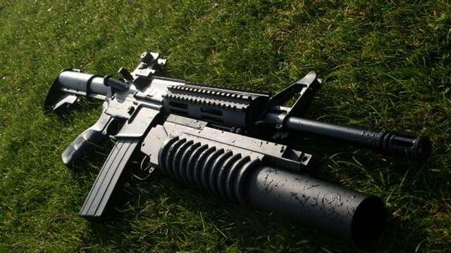 Снайперская винтовка Armalite AR-10(T)