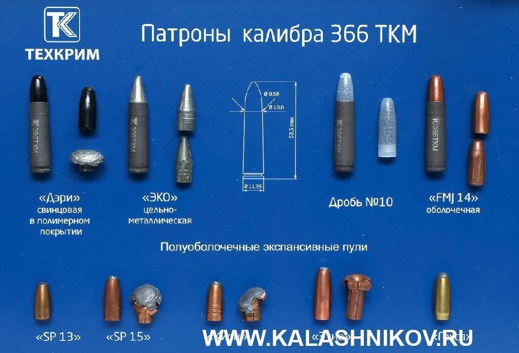Карабин ВПО-208