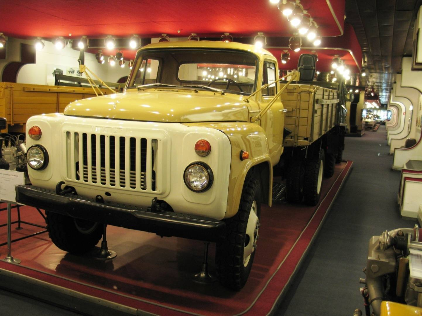 Газ-63 — советский грузовой автомобиль. история, описание, технические характеристики