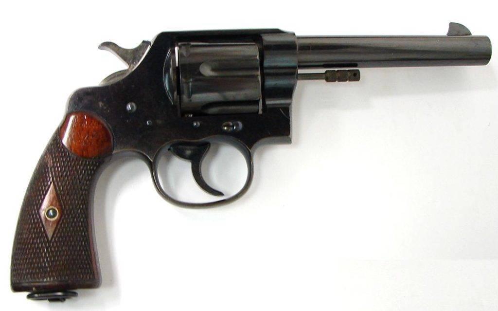 """Пистолет """"кольт"""": характеристики, модели, фото"""