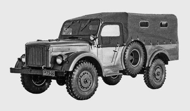 Автомобиль газ-м1: «эмка» или «русский форд»