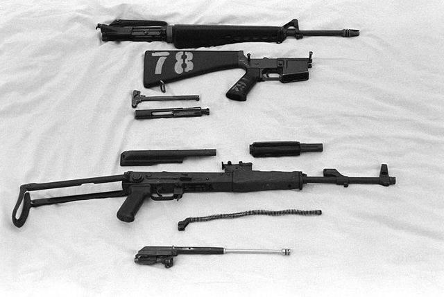Видео: обзор автоматической винтовки ar-10