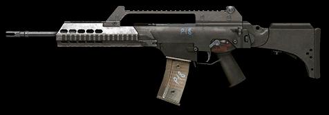 Heckler&koch g.36. лучшая немецкая винтовка? | мужской журнал 18 плюс