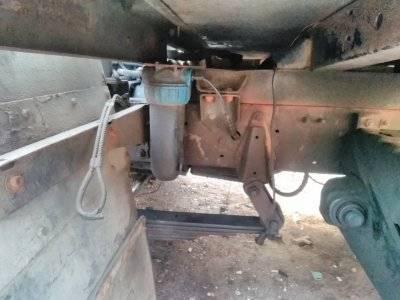 Как прокачать тормоза на зил 5301 бычок