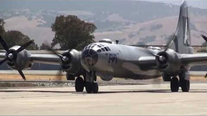 Лучший тяжелый бомбардировщик второй мировой боинг b-29 «superfortress» | красные соколы нашей родины