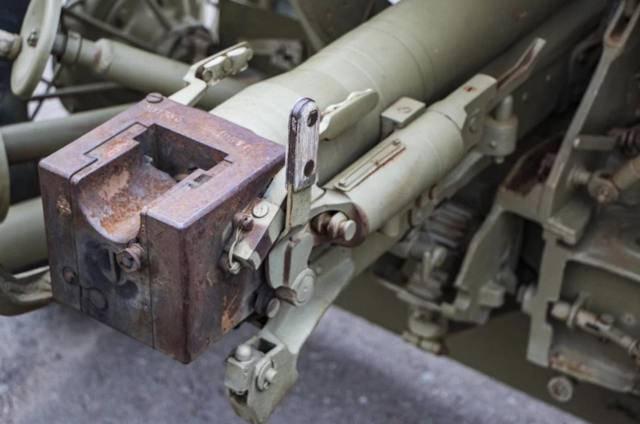 Расчет 45 мм орудия. «сорокопятка» – знаменитая рабочая лошадка великой войны