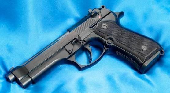 Пистолет beretta m 92fs
