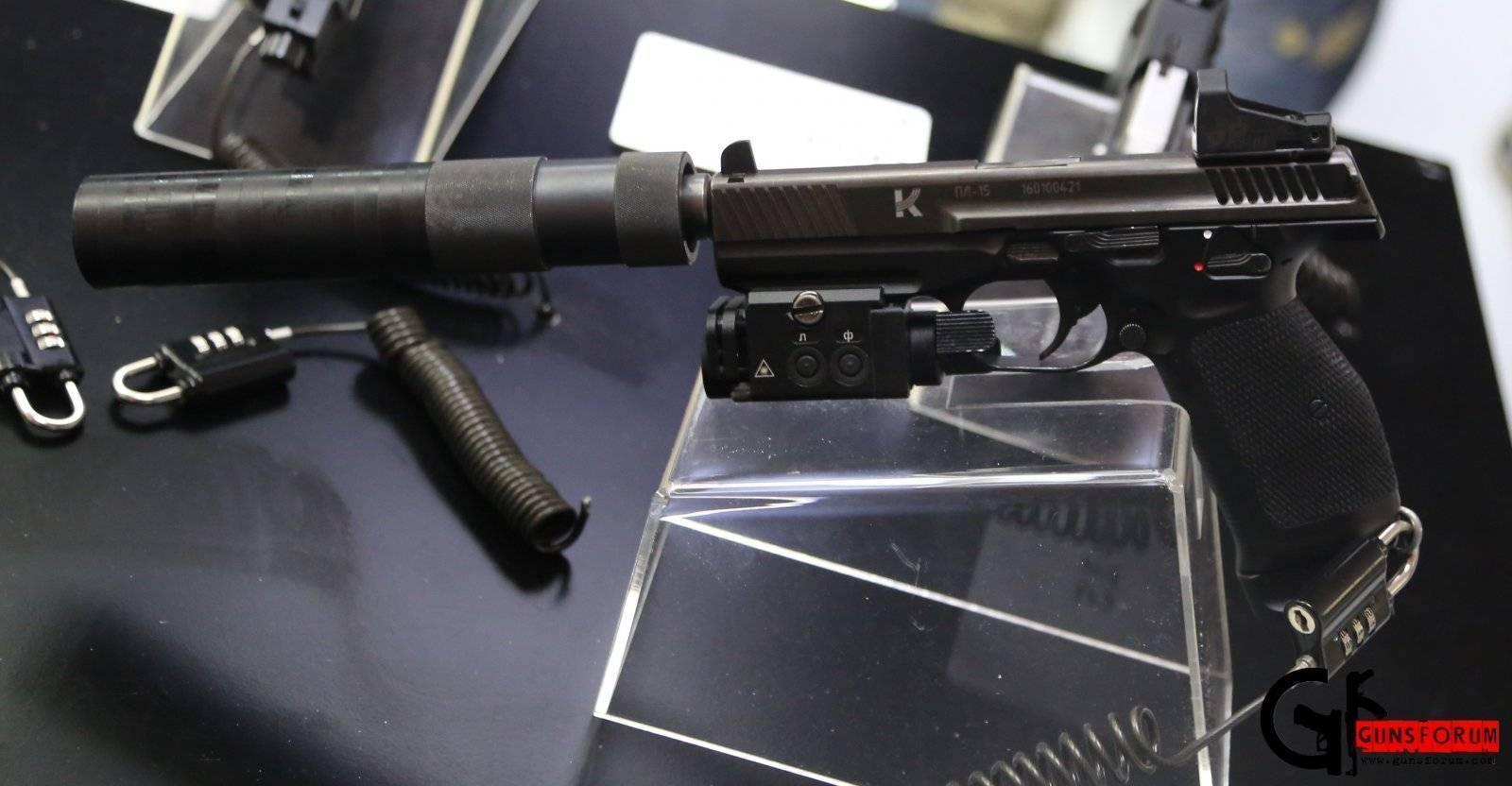 Пистолет «калашникова» лебедева пл-14 (11 фото)
