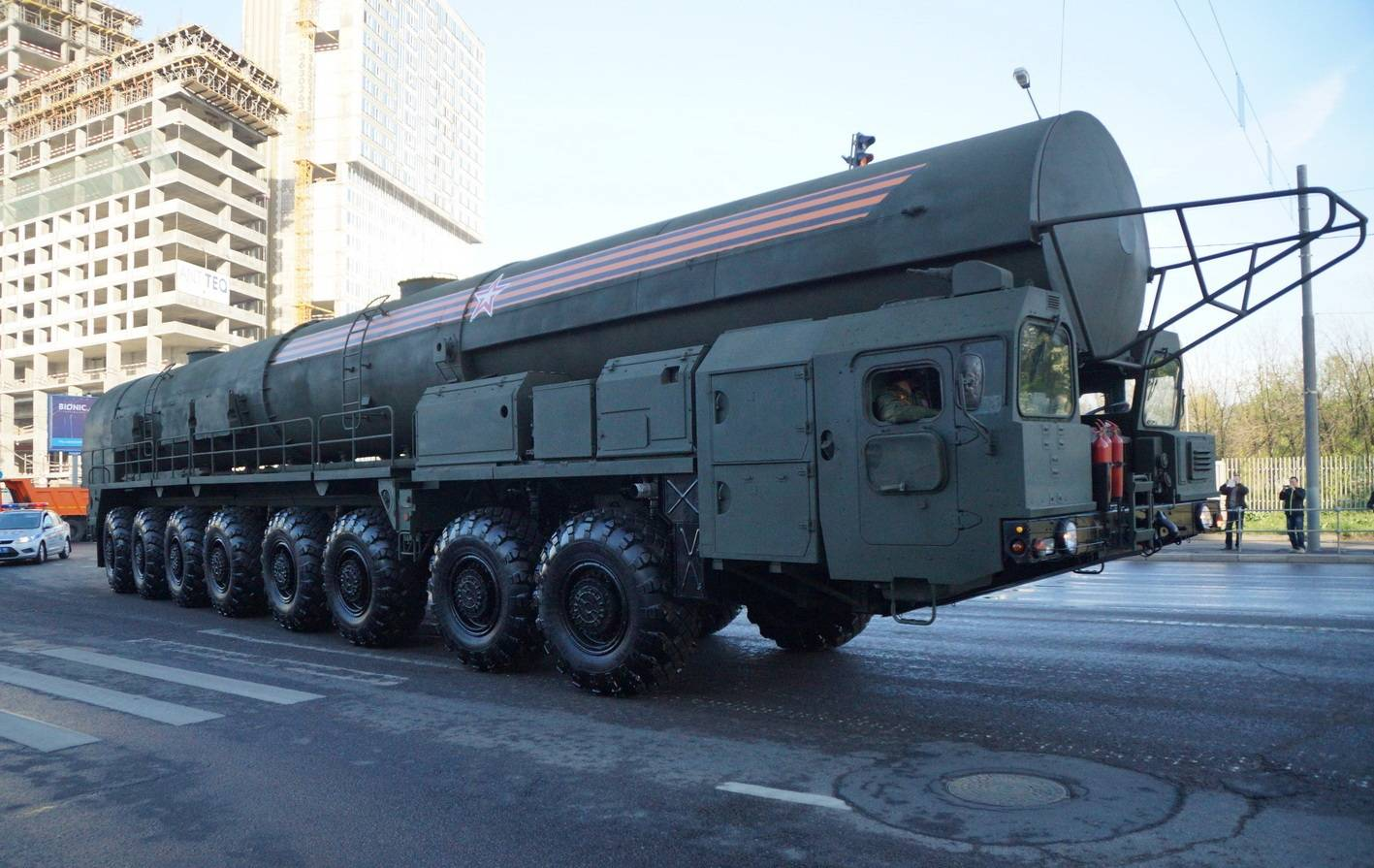 Ракетный комплекс рс-26 «рубеж» не на шутку напугал сша – геноцид русов