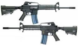 Штурмовая винтовка Pindad SS-2