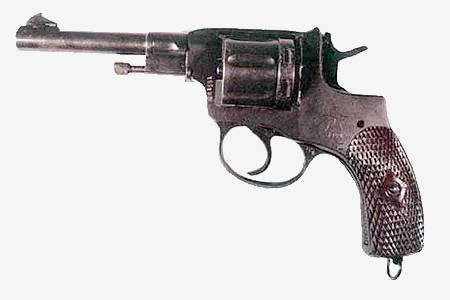 Револьвер Нагана обр. 1895 г.
