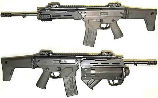 Штурмовая винтовка XT-97