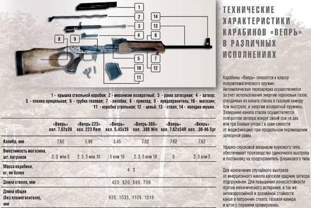 Карабин лось-7-1: отзывы, цена, фото и характеристики