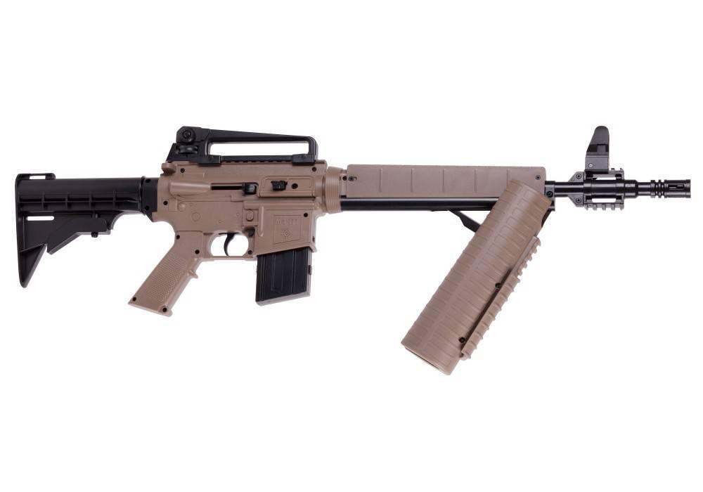 Американская штурмовая винтовка винтовка м4: технические характеристики, история создания