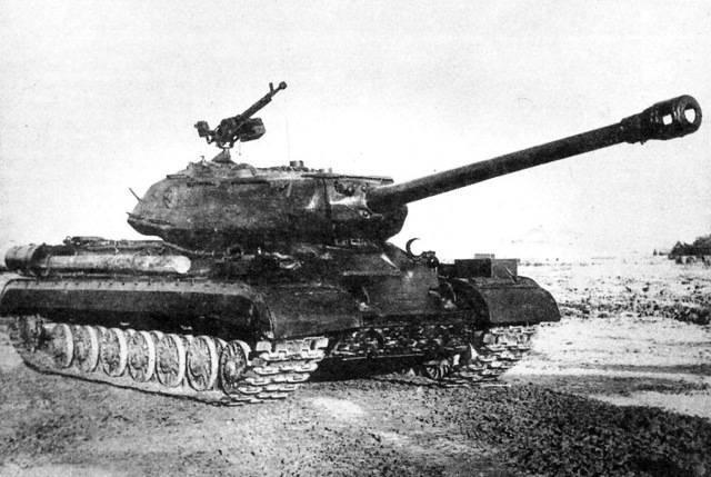 Тяжелый советский танк ис-6: обзор, характеристики, история