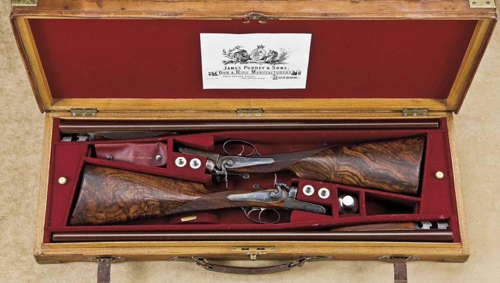 Выбор первого ружья