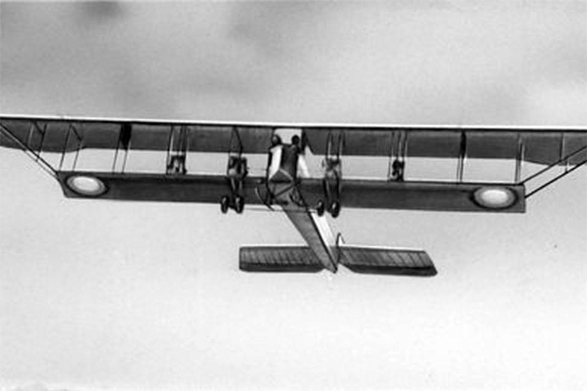 Илья муромец (самолёт) — википедия. что такое илья муромец (самолёт)