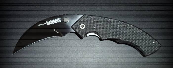 Легендарный нож керамбит. конструктивные особенности и техника пользования
