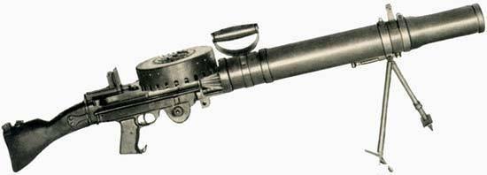 """Характеристика на пистолет пулемет системы льюиса. ручной пулемёт льюиса – """"гремучая змея"""" первой мировой. эксплуатация и боевое применение"""