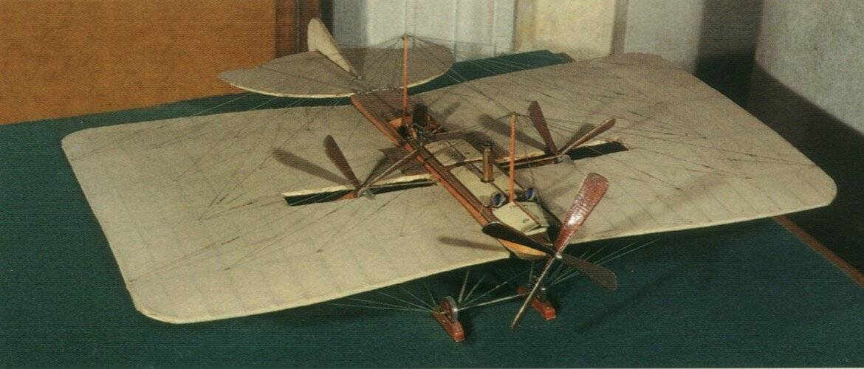 Многочисленные загадки самолета Можайского