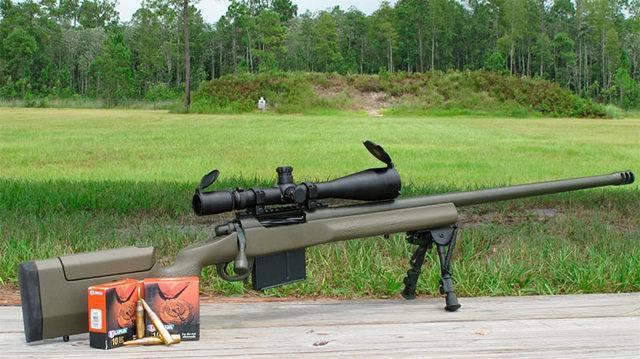 Снайперская винтовка zbroyar z 008 iii gen