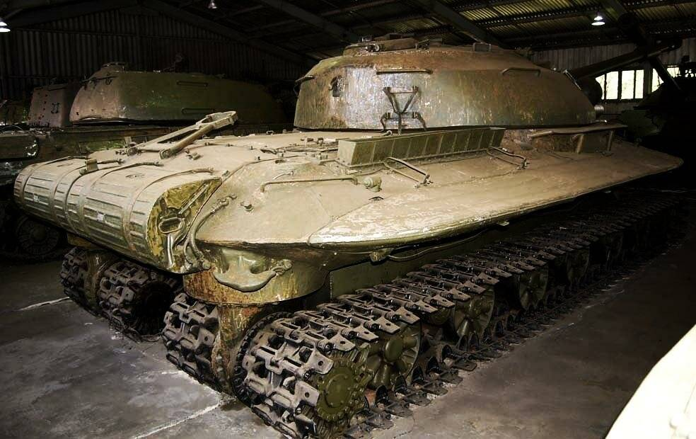 Объект 279: зачем в ссср создали «танк апокалипсиса» | русская семерка