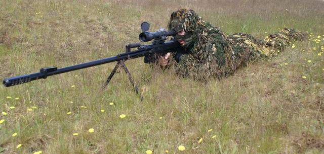 Снайперская винтовка осв-96 патрон калибр 12,7 мм