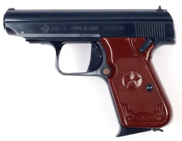 Пистолеты norinco nр 22 и norinco nр 34
