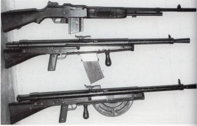 «ружье пакла» и другие легендарные пулеметы | русская семерка
