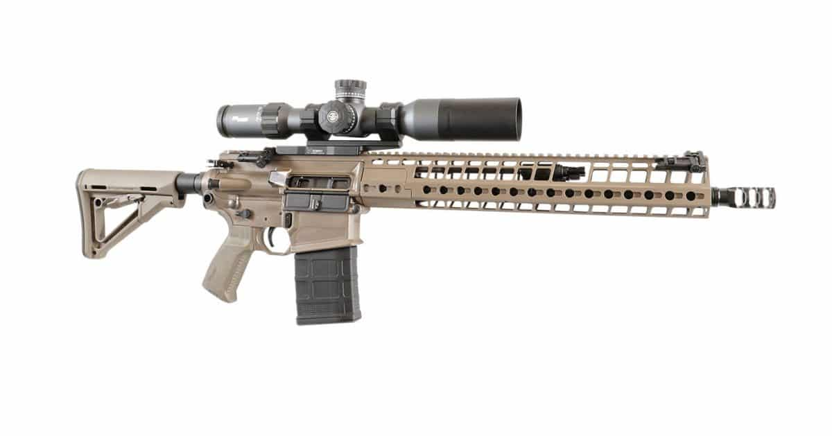Серия самозарядных винтовок SIG 716