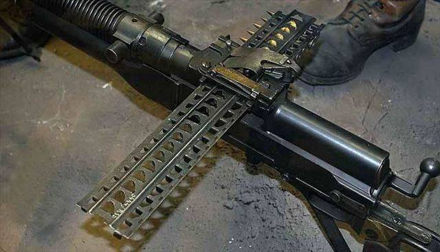 Пулеметы второй мировой войны (35 фото + 8 видео)