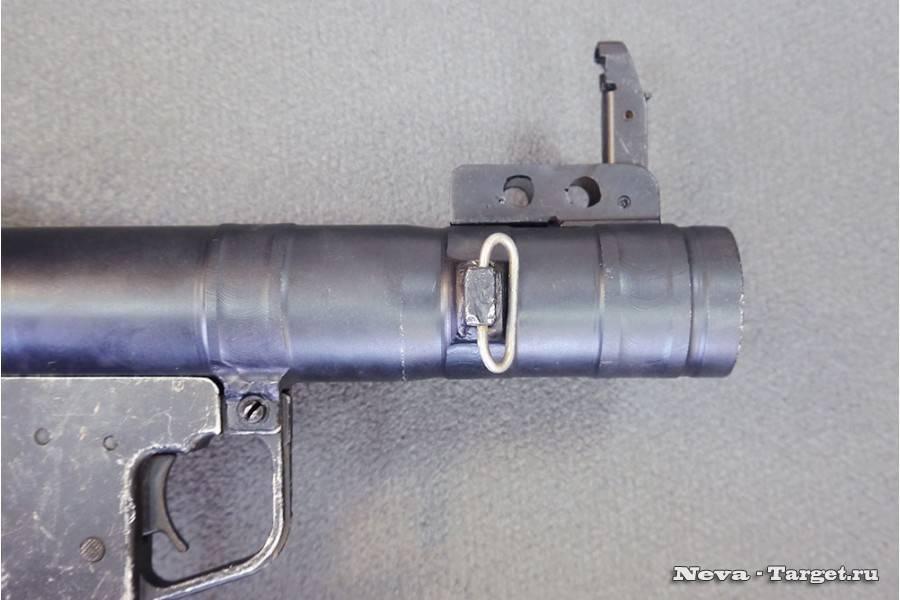 Рпг-30: оружие преодоления активной защиты