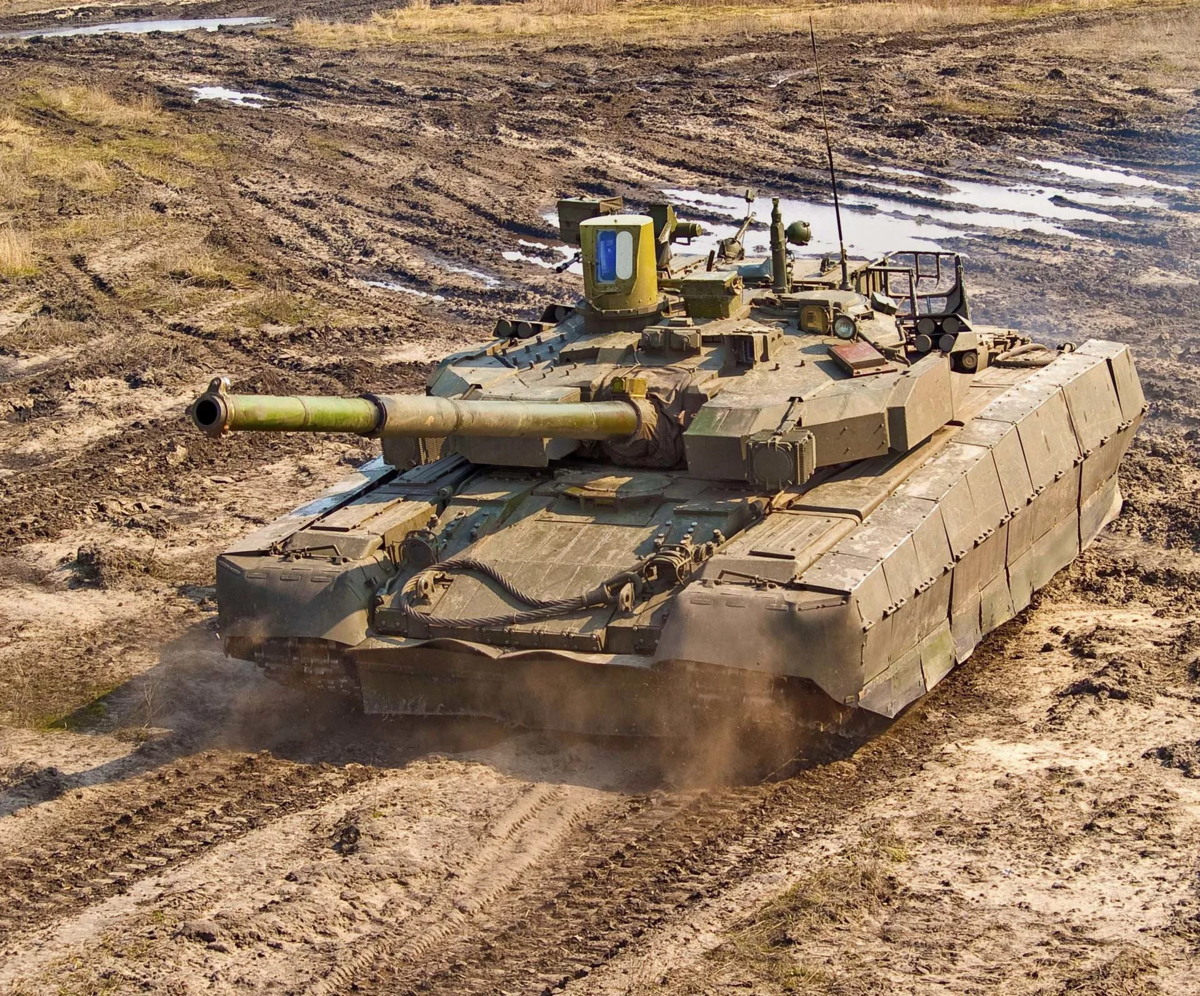 """""""оплот"""" украинского танкостроения"""