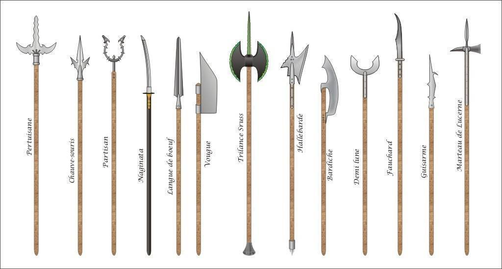 Средневековое оружие — википедия. что такое средневековое оружие