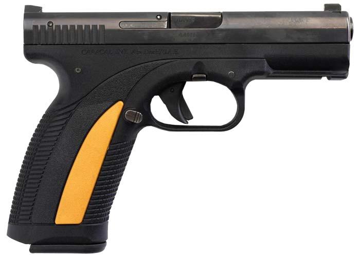 Каракал пистолет - caracal pistol