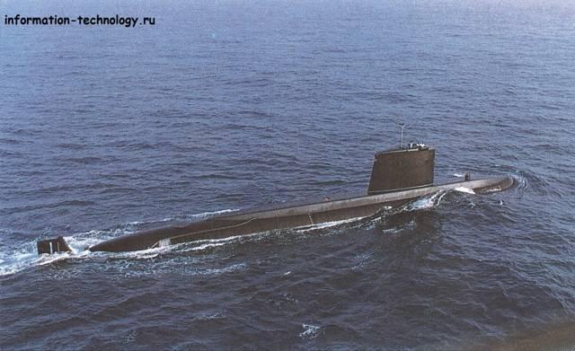 Принципы и устройство подводной лодки