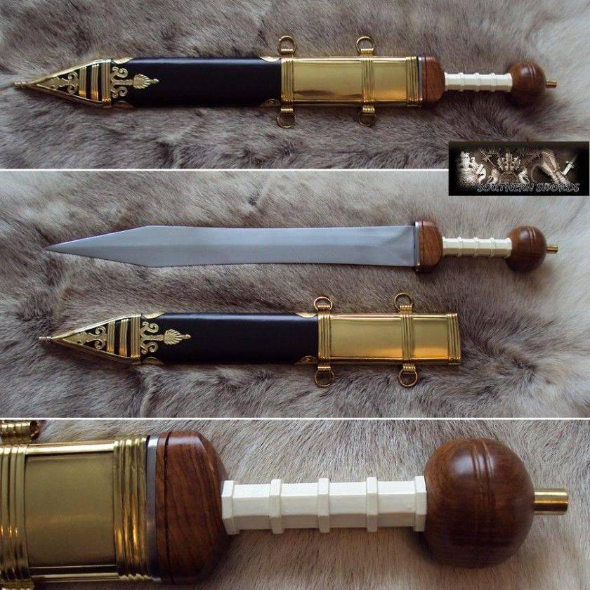 Римские мечи (47 фото)